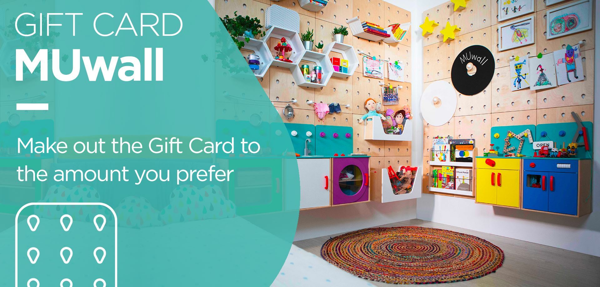 Gift Card for MUwall